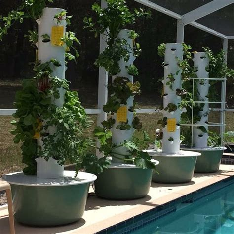 Tower Garden® Simplifies Traditional Gardening, Using A