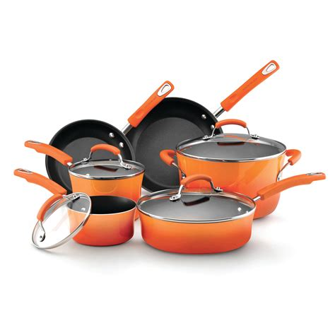 Rachael Ray Hard Enamel Nonstick 10piece Cookware Set. Angels Decorations. Modern Dining Room Table. Decorative Wood Trim. Ashley Living Room. Interior Decorating App. Wizard Of Oz Party Decorations. Decorative Dividers. Fall Wedding Shower Decorations
