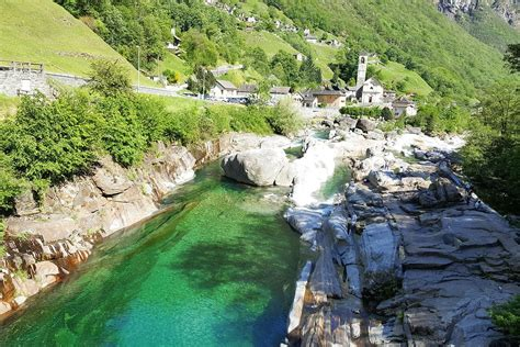 Verzasca Valley Tessin Swiss Alps To Visit In The Alps