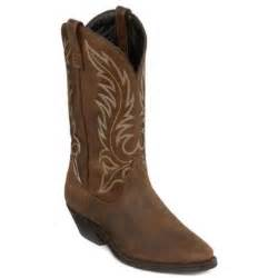 womens boots jcpenney laredo kadi womens fashion cowboy boots brown