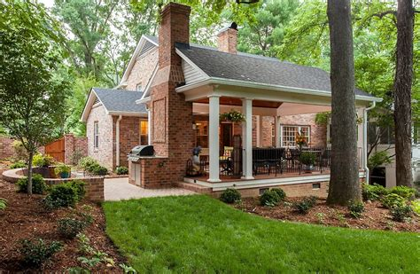 back porch additions 7 tips for designing the best outdoor kitchen