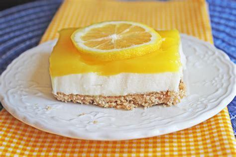 dessert recipes with lemon lemon dessert