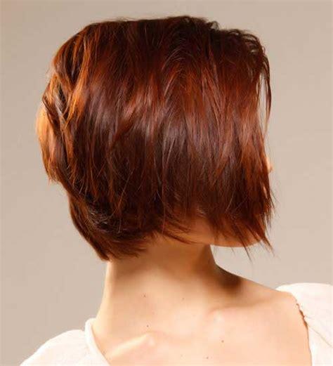 cute short hairstyles  thick hair