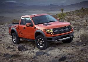 2011 Ford F-150 SVT Raptor Review - Top Speed