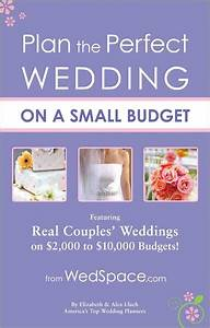 plan the perfect wedding on a small budget nook book With small wedding ideas on a budget