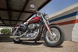 2017 Harley-Davidson 1200 Custom Review