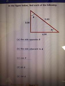 Solved  In The Figure Below  Find Each Of The Following