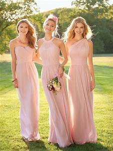 pale pink bridesmaid dress great ideas for fashion With wedding and bridesmaid dresses