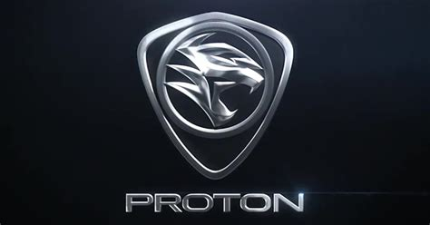 """Proton Dedah Logo 3d Baharu Dan Tagline """"it's In"""