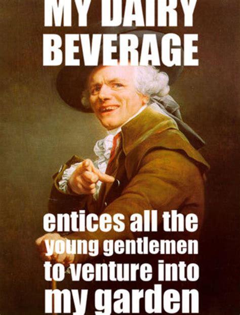Joseph Ducreux Memes - image 45645 joseph ducreux archaic rap know your meme