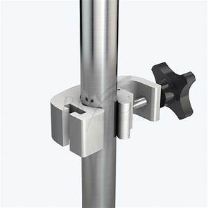 Universal Iv Pole Clamp