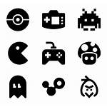 Games Icons Controller Icon Packs Gaming Vector