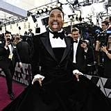 Billy Porter Christian Siriano Gown The Oscars