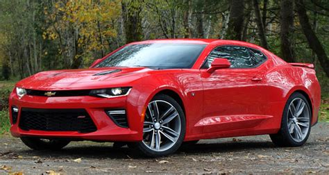 2016 Camaro Reviews by 2016 Chevrolet Camaro Ss Review A Leaner Meaner Car