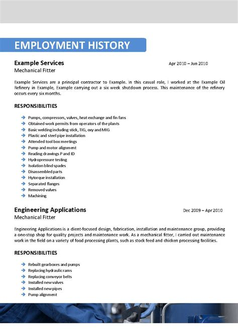 And Gas Cv Format by We Can Help With Professional Resume Writing Resume Templates Selection Criteria Writing