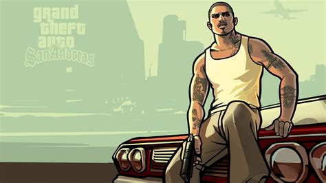 Gta 5 Wallpaper 1920x1080 Grand Theft Auto San Andreas Full Hd Wallpaper And Background Image 1920x1080 Id 596248