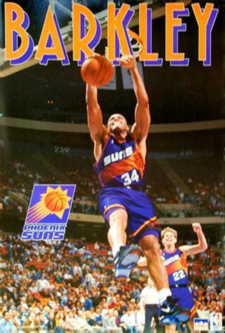 """This high quality transparent png images is totally free on pngkit. Charles Barkley """"Phoenix Dunk"""" Phoenix Suns Poster - Starline 1993 - Sports Poster Warehouse"""