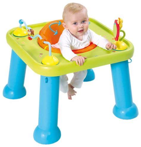 table d activité bébé avec siege table d 39 activité avec siège rotatif cotoon youpi baby