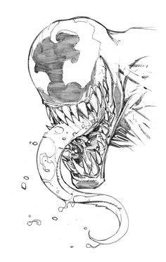 anti venom drawings   Anti-Venom by Vauz   drawings