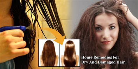 home remedies for damaged hair home remedies for and damaged hair get shiny soft