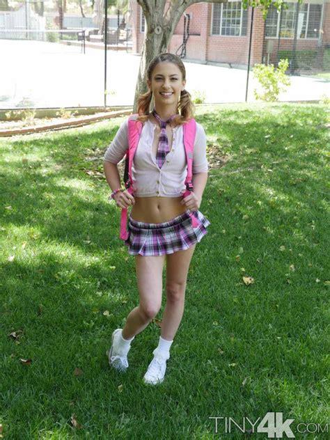 Kristen Scott Back To School   Tiny K Videos   Porn From Tiny K