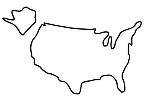 america usa map drawing  lineamentum