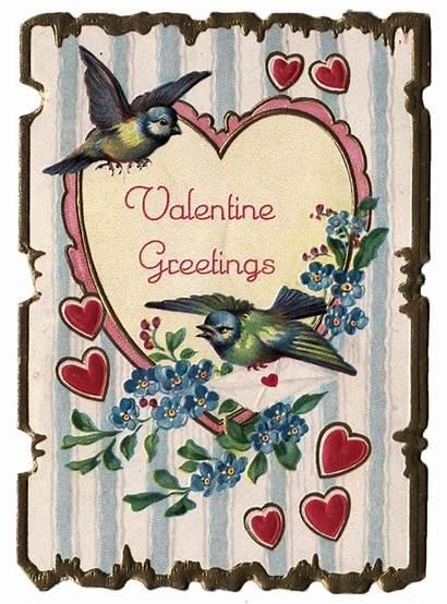 Valentine Clip Graphics Background Birds Hearts Fairy
