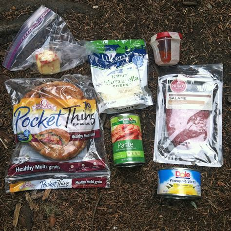 backpacking recipes backpacking meals trail pizza seattle backpackers magazine