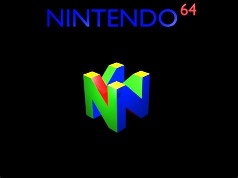 Nintendo 64 Logo By Phazonsource26 On Deviantart