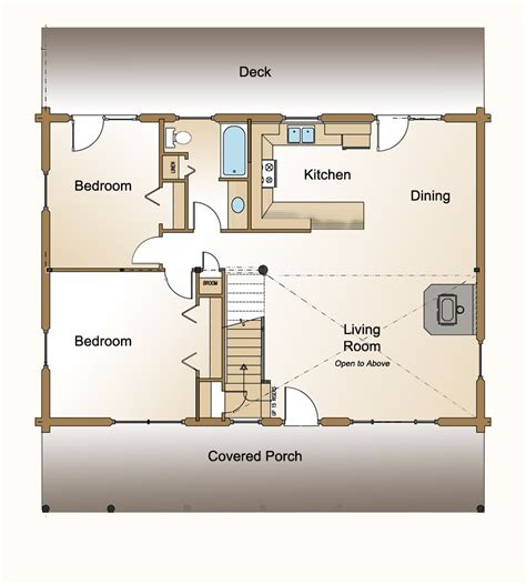 small homes with open floor plans cedaredgefirstfloor