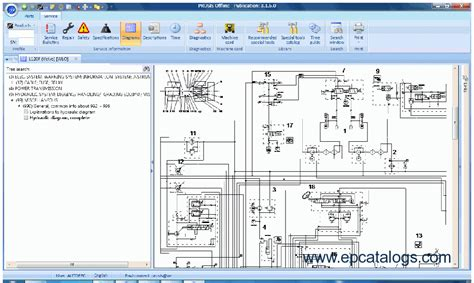 volvo prosis 2011 equipment spare parts catalog download