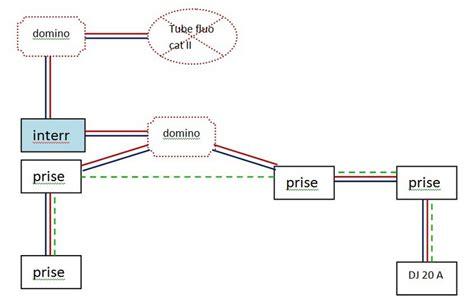 circuit electrique cuisine circuit electrique cuisine branchement four et plaques