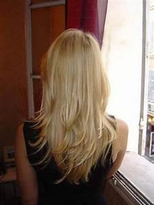 Coupe Cheveux Long Dégradé : coiffure degrade derriere ~ Dode.kayakingforconservation.com Idées de Décoration