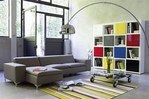 Décoration Intérieure Salon : astuce pour changer la d co de son salon a petit prix d co cool ~ Teatrodelosmanantiales.com Idées de Décoration