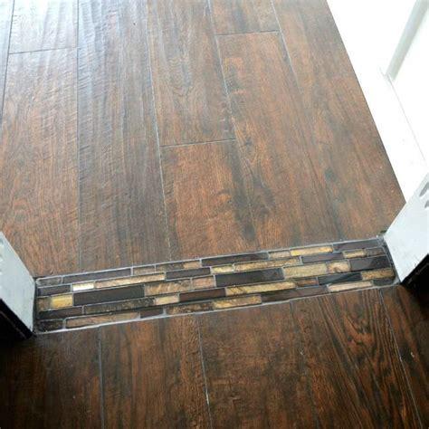 Image result for diy floor transition long   Ranch: DIY