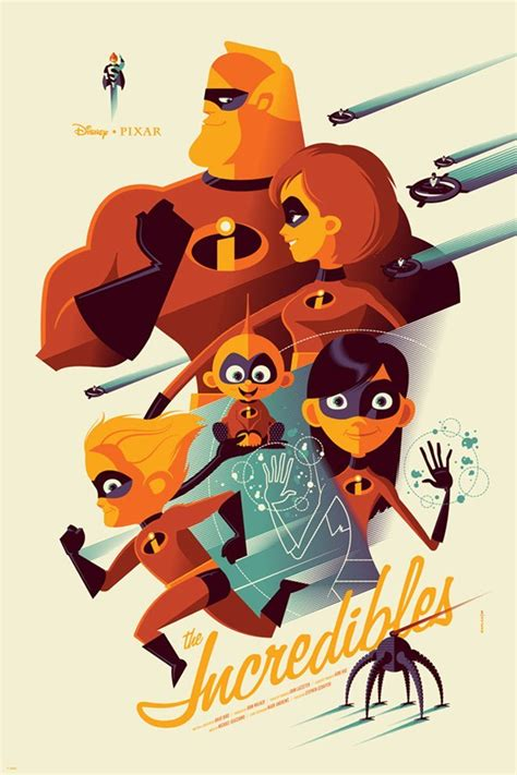 Updated Posters From Mondo's Official Disney Art Show