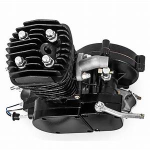 80cc 2 Stroke Petrol Gas Motor Engine Kit For Motorised