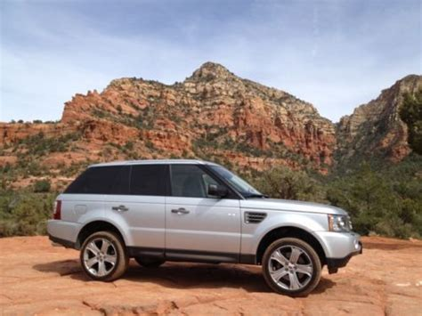 Find Used 2009 Range Rover Sport Super Charged In Valencia