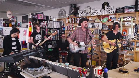 Wilco Tiny Desk Concert 2016 by Drive By Truckers Perform Npr Tiny Desk Concert