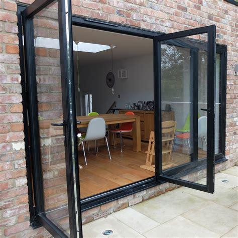 folding glass doors bi folding doors albany windows glazing