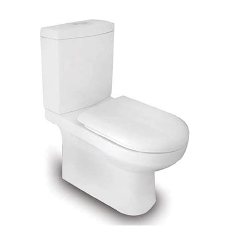 Coupled Water Closet by Otto Titi Coupled Toilet Bowl Bacera