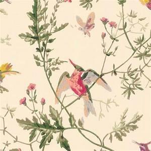 Papier Peint Papillon Oiseau : papier peint anglais decoration home 2016 ~ Zukunftsfamilie.com Idées de Décoration