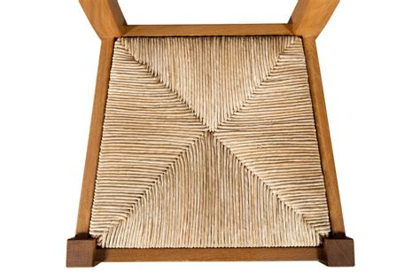 dessus de chaise en paille chaise en bois rustique la bresse prix dégressif hellin