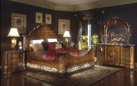 aico furniture excelsior bedroom set 590 set