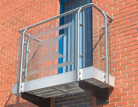 Walk on glass balconies from neaco