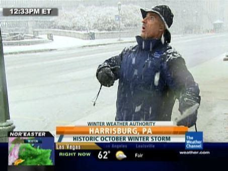Jim Cantore Memes - 105 best images about i m addicted to the weather channel on pinterest