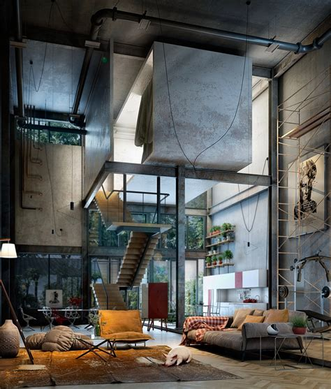 Sofa Designing by 40 Incredible Lofts That Push Boundaries