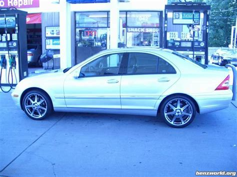 I give a full tour & show a bunch of the details in the interior & exterior. C240 4Matic - Mercedes-Benz Forum