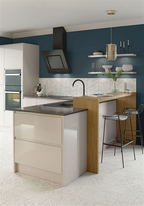 homebase kitchen furniture the miller kit kaboodle kitchen range from homebase is