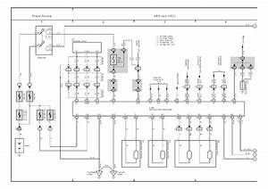 2009 Toyota Tacoma Wiring Diagram Abs  Toyota  Auto Wiring